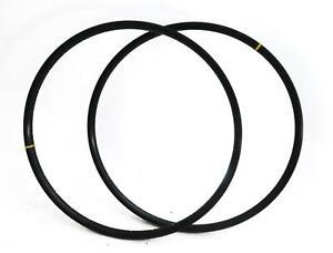 2 QTY Mavic XC 425 28 Hole 28H 29er MTB Bike Rims Aluminum Black Disc NEW