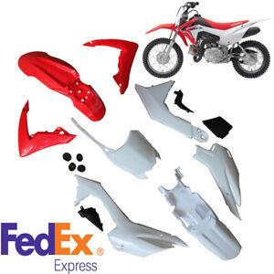 Motorcycle Rear Fender Mudguard ABS Plastic for Honda CRF110F
