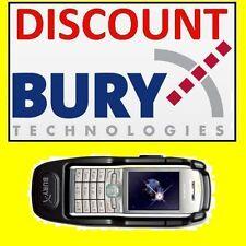 Bury System 8 Cradle for Nokia e50 [THB Take & Talk Car Kit Holder]