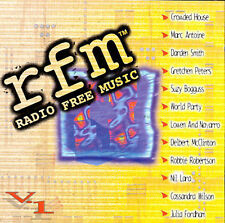 Radio Free Music, Vol. 1 by Various Artists (CD, Jul-1997)
