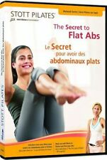 STOTT PILATES The Secret to Toned Arms, Buns and Thighs English/French