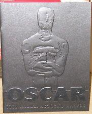 77th ACADEMY AWARDS PROGRAM 2005 Oscars CHRIS ROCK Leo Di Caprio Jamie Foxx
