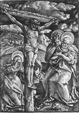 Baldung GRIEN Hans Crucifixion 5 stampa in A4