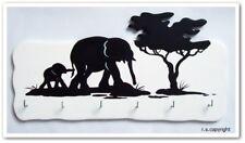 "Schlüsselbrett - "" Elefanten """
