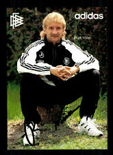 Rudi Völler DFB AUTOGRAFO carta 1994 firmato originale + a 153023