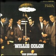 WILLIE COLON & HECTOR LaVOE sealed The Hustler their 2nd Fania #347 vinyl LP