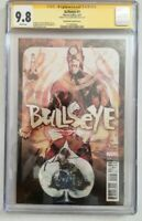 Bullseye #1 1:50 Sienkiewicz Variant - CGC SS 9.8