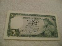 SPAIN-(-1953-1954-)-1,5 PESETAS-LOT of 2-(-TWO-) BANKNOTES-UNCIRCULATED
