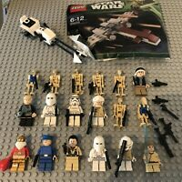 LEGO Star Wars Minifigure Bundle Job Lot Stormtrooper Hoth Rebels Droids