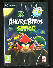 Angry Birds SPACE (PC CD) BRAND NEW