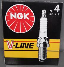 4 Stk NGK V-Line 4 Bujía BP6E 5637 VL4, Audi, BMW, VW Renault Peugeot #