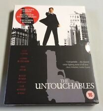 THE UNTOUCHABLES (1987) COLLECTOR'S EDITION DVD (REGION 2) - NEW!!