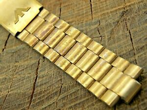 Waltham by Bear Vintage Watch Band Deployment Clasp Stainless 17.5mm Pre-Owned