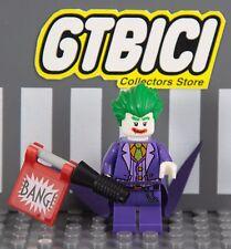 LEGO BATMAN MOVIE  MINIFIGURA  `` THE JOKER ´´ REF 70908 100X100 LEGO