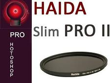 Haida Slim ND filtro gris Pro II MC nd8 77mm incl. cap con mango interior