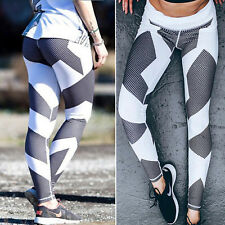 Women's Gym Yoga Fitness Leggings Running Sports Pants Workout Jogging Trousers