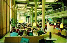 Baton Rouge LA LSU Union Main Lounge Postcard unused (13052)