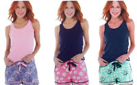 SALE Munki Munki Women's Jersey Tank & Short Pajama Set ALL SIZES & COLORS