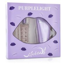 Salvador Dali Purplelight Coffret: EDT Eau De Toilette Spray + Body Lotion 2pcs