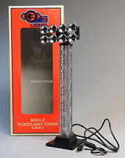 LIONEL SINGLE FLOODLIGHT TOWER PLUG-N-PLAY 8 blubs train lighting 6-82012 NEW
