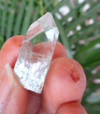 Green Apophyllite Tip Minerals Specimen #A73