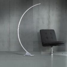 Wofi LED Stehleuchte Luz Chrom 3-Stufen Touch Dimmer 185 cm hoch 30 W 3000 Lumen