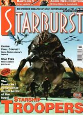 WoW! Starburst #233 Starship Troopers! Alien Resurrection! The Borrowers! Trek!