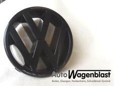 Original VW Zeichen Emblem Golf 3 / T4 Transporter schwarz vorn front