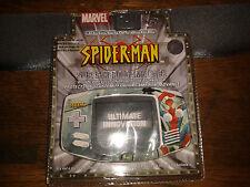 Nintendo Game Boy Advance NAKI balanceo Spider-Man Gameboy Placa Frontal NUEVO GBA BD