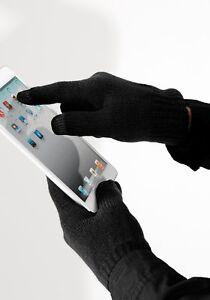 Beechfield TouchScreen Smart Gloves aus Polyacryl