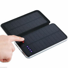 Solar Power Charger For iPhone i Pad Android Phone LG Samsung Blackberry Huawei