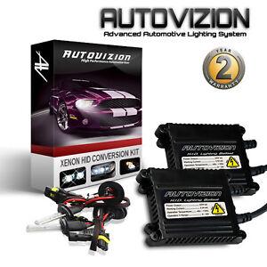 Slim 55W Xenon Lights HID Kit for Nissan 200SX Almera 350Z Altima Armada Cube
