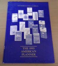 The 1993 American Tobacco Company Planner