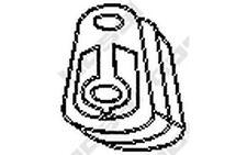 BOSAL Almohadilla de tope, silenciador FORD ORION TRANSIT ESCORT FIESTA 255-667
