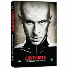 LOVE/HATE COLLECTOR'S EDITION BOXSET DVD - COMPLETE SERIES 1-5 RTE COLLECTION