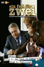 Ein Fall für zwei- DVD 02 (Folge 3 und 4)Aus dem Jahr 1981 - NEU in Folie (1568)