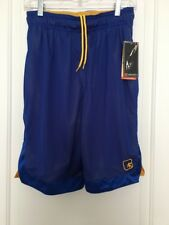 And 1 Bank Shot Mens Lined Athletic Basketball Shorts Sz S MultiColor Clothes