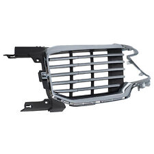 OEM NEW Front Left Driver Grille Insert Chrome Black 16-17 MKX FA1Z8201AA