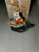1984 Wee Forest Folk MS -12 Wee 3 Land Ho! Whale Boat Great Condition