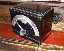 17438 Vintage Franz Model Lm-4 Electric Metronome Bakelite Art Deco Beat Tempo
