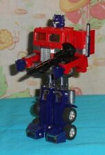 original G1 Transformers OPTIMUS PRIME CAB (broken stack) with R+L FIST & GUN