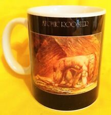 More details for atomic rooster-death walks behind you 1970- album cover -on an 11oz white mug