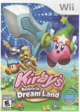 Kirby''s Return to Dream Land WII New Nintendo Wii