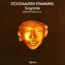 Karlheinz Stockhausen : Stimmung CD (2003) ***NEW*** FREE Shipping, Save £s