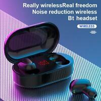 L22 TWS Wireless BT5.0 Earphone In-Ear Earbuds Mini Waterproof Headset Headphone