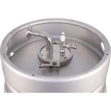 13 Gallon Moonshine Thumper Keg - Stainless Steel Spirits Thump Doubler Distill