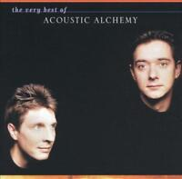 ACOUSTIC ALCHEMY - THE VERY BEST OF ACOUSTIC ALCHEMY USED - VERY GOOD CD