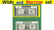 ~~ Variety Set ~~  Series 1935 D == Wide and Narrow type