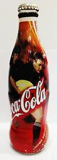 COCA COLA RUGBY WORLD CUP 2003 LIMITED EDITION BOTTLE #4 NEW ZEALAND ALL BLACKS
