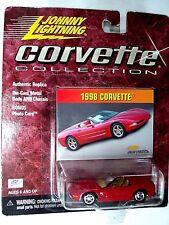 Johnny Lightning Corvette Collection  1998 Corvette